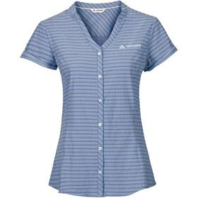 VAUDE Valfura - T-shirt manches courtes Femme - bleu